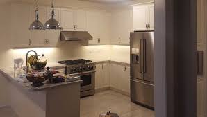 modern kitchen lighting design residential led strip lighting projects from flexfire leds