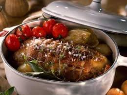 cuisiner le collier de veau veau en cocotte aux haricots facile et pas cher recette sur
