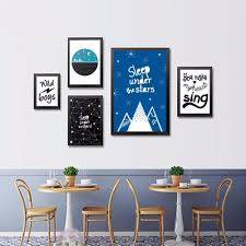 Nordic Home Decor Compare Prices On Cartoon Wall Art Online Shopping Buy Low Price