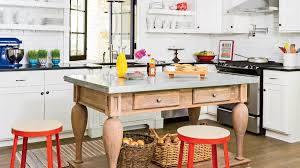 Kitchen Table Colors by 5 Star Beach House Kitchens Coastal Living