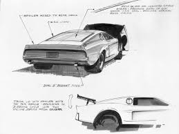 mustang design design history ford mustangs that never were car design