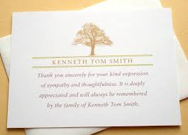 thank you cards for funeral funeral thank you cards best grief images on sympathy cards