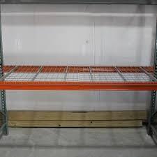 wire decking for pallet racks warehouse wire decking