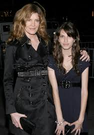 rene russo and daughter at michael clayton premiere u2013 moms