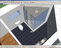 google sketchup bathroom keefechanblog google sketch bathroom design