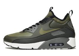 Black And Red Flag Country Nike Air Max 90 Mens Footwear Jd Sports