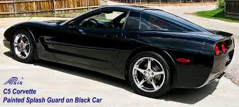 c5 corvette black lamination c5 splash guard