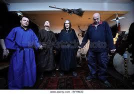 druidic robes black robes stock photos black robes stock images alamy