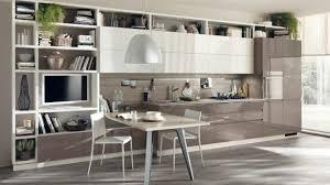 cuisine moderne design italienne cuisine ouverte sur salon de design italien moderne design