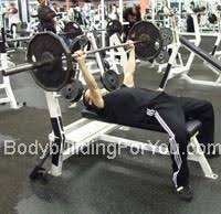 Flat Bench Barbell Press Flat Bench Press Exercise Dumbbell And Barbell Bench Press Guide