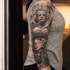 ideas for best tattoos sleeve tattoos