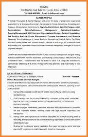 Payroll Manager Resume Company Resume Format Download Bio Resume Samples