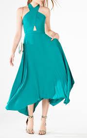 cutout asymmetrical dress