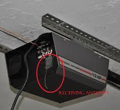 garage doors garage door sensor wire wiring diagram free