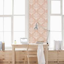 Peach Color Bedroom by Peach The Color Of The Month Wallums Com Wall Decor