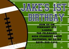 football birthday invitation template free u2013 orderecigsjuice info