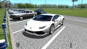 city car driving 1 4 1 lamborghini huracan gameplay with logitech
