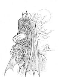 batman sketch by joeyvazquez on deviantart