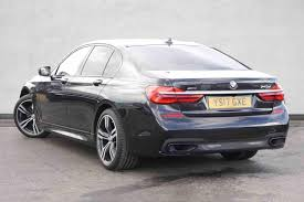 cars bmw 2017 used 2017 bmw 7 series 740d xdrive m sport 4dr auto for sale in