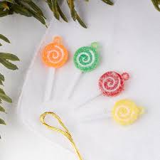 miniature lollipop ornaments ornaments and