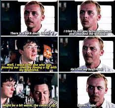 Shaun Of The Dead Meme - 9 gifs or images from 2004 film shaun of the dead quotes movie