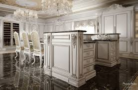 Luxury Kitchen Furniture by Kitchen Deluxe Ivory Version Kitchen Kitchens Collection