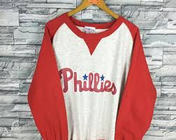 phillies jersey etsy