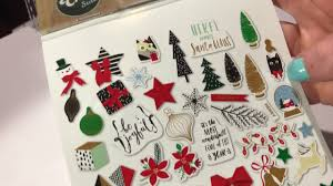 the reject shop christmas craft collections youtube