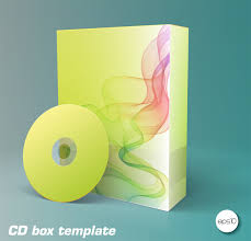 product box and cd templates free vector in adobe illustrator ai