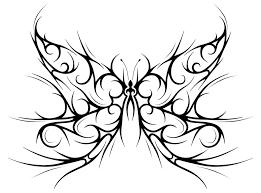 graffiti butterfly butterfly tribal designs free