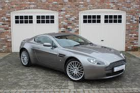 silver aston martin vanquish used aston martin vantage and second hand aston martin vantage in