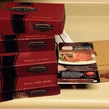 omaha steaks gift card omaha steaks 28 photos 49 reviews meat shops 5273 prospect