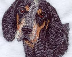 bluetick coonhound apparel blue tick hound etsy