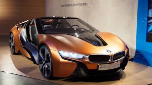 future bmw concept bmw i8 spyder reportedly delayed until 2017 or 2018