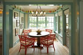 Cottage Dining Room Ideas Idea Cottage In The Htons Traditional Dining Room New