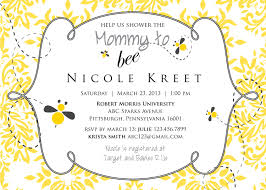 mommy to bee baby shower invitation printable