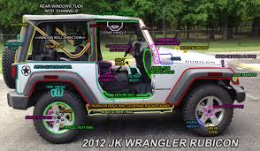 jk parts labeled jeep wrangler forum
