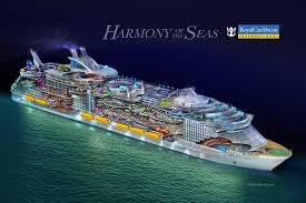royal caribbean harmony of the seas harmony of the seas on behance