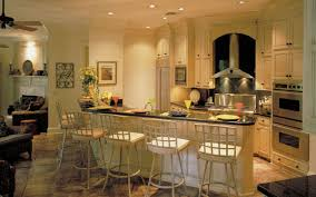 Home Plans With Photos Of Interior by Social Kitchen Design Ideas House Plans And More