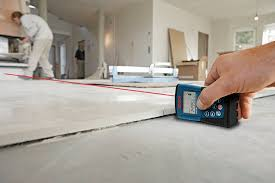 Leveling Wood Floor For Laminate How To Use A Laser Level For Laying Tiles