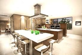 kitchen modern open kitchen concept modern open floor plans
