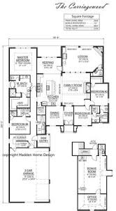 home plans homepw09361 4 556 square feet 5 bedroom 5 bathroom