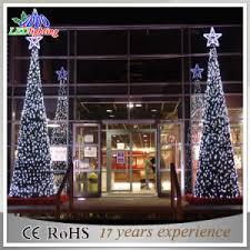 china new design sale white outdoor christmas trees light