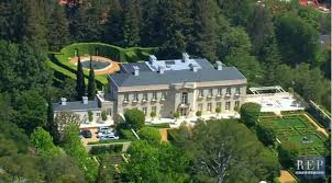 Bel Air Mansion The Kirkeby Mansion From