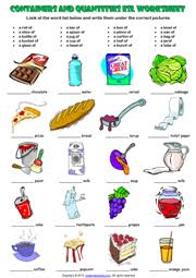 quantifiers esl printable worksheets and exercises
