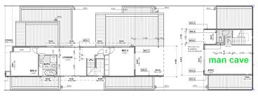 concrete form house plans house design plans