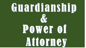 How To Get Financial Power Of Attorney by Difference Between Guardianship And Power Of Attorney
