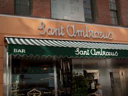 madison thanksgiving restaurants everybody eats where in new york sant ambroeus madison huffpost