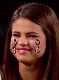 Crying Girl Meme - selena gomez crys herself selena gomez crying know your meme