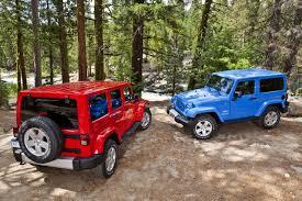red jeep 2 door 2012 jeep wrangler is here autoevolution